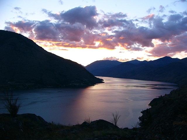 Lake_Chelan_sunset
