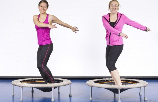 Trampoline Rebound Training