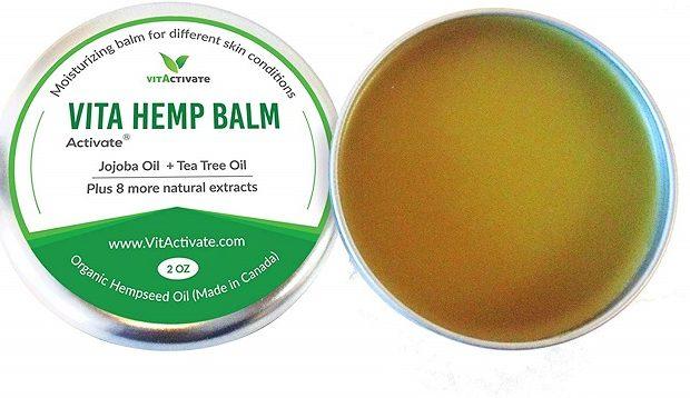 Organic vita Hemp Balm